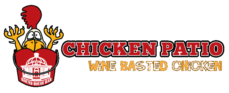 Chicken Patio wine basted chicken